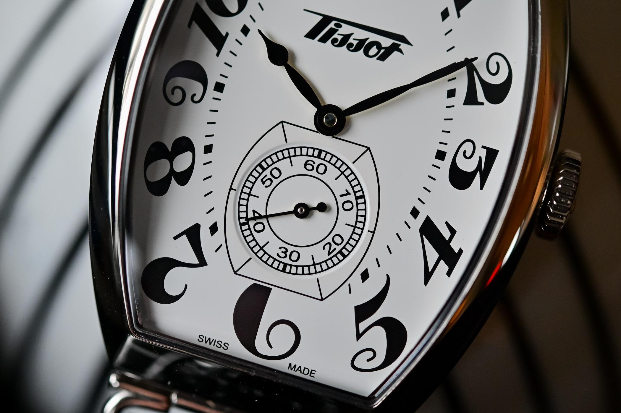 Tissot Heritage Porto Mechanical