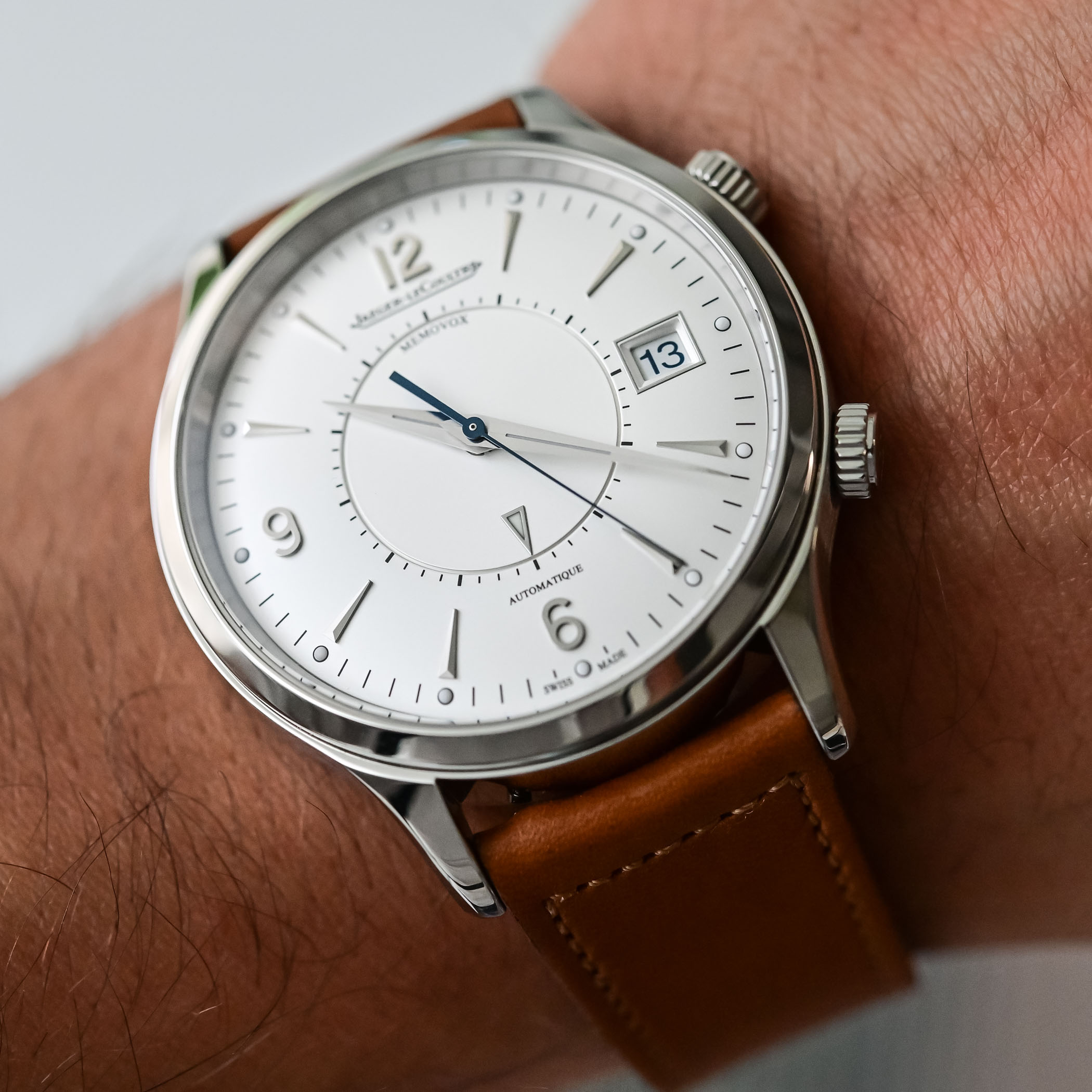 Jaeger-LeCoultre Master Control Memovox 2020
