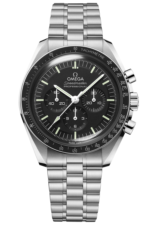 2021 Omega Speedmaster Moonwatch Professional Master Chronometer Hesalite 310.30.42.50.01.001