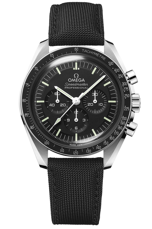 2021 Omega Speedmaster Moonwatch Professional Master Chronometer Hesalite 310.32.42.50.01.001