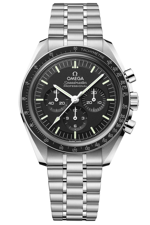 2021 Omega Speedmaster Moonwatch Professional Master Chronometer Sapphire 310.30.42.50.01.002