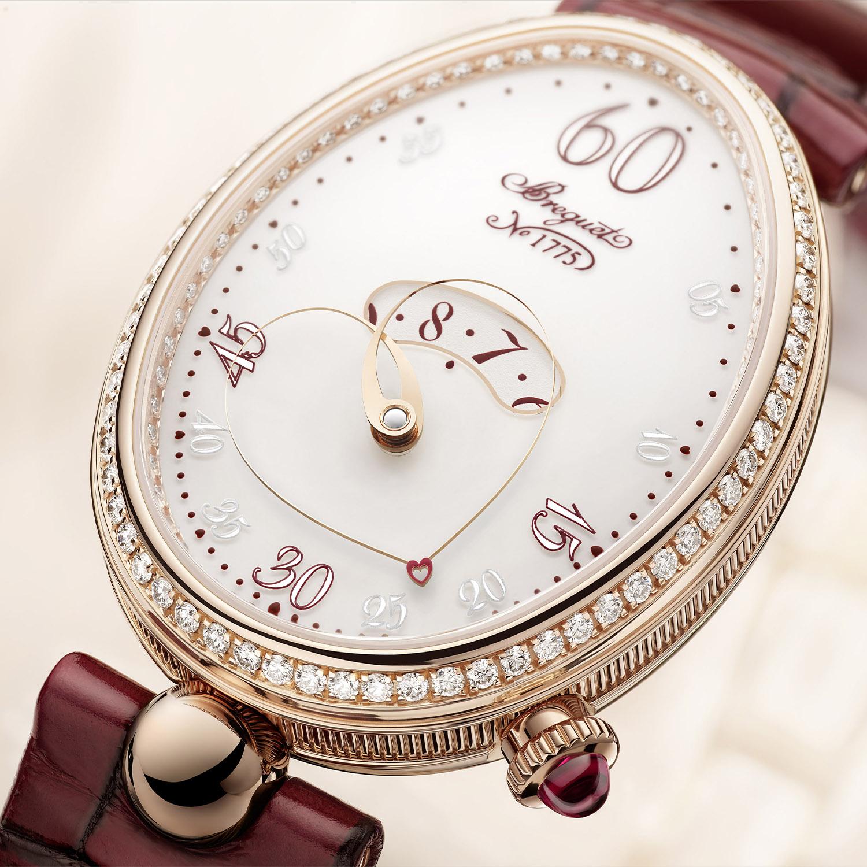 Breguet Reine de Naples Coeur Eternal Love Limited Edition 9825BR:S8:964 D00D