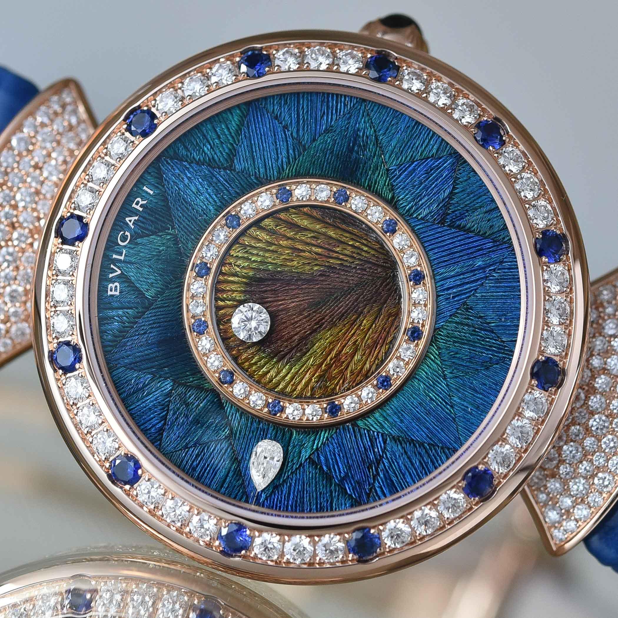 Hands-On - Bvlgari Divas' Dream Peacock Collection