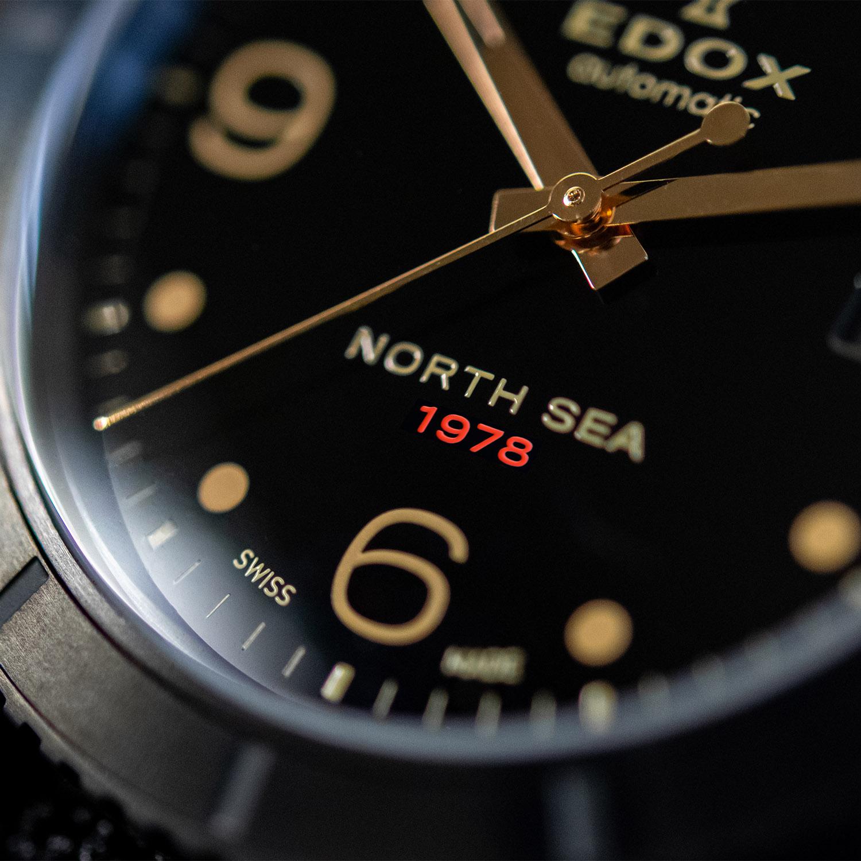Edox North Sea 1978