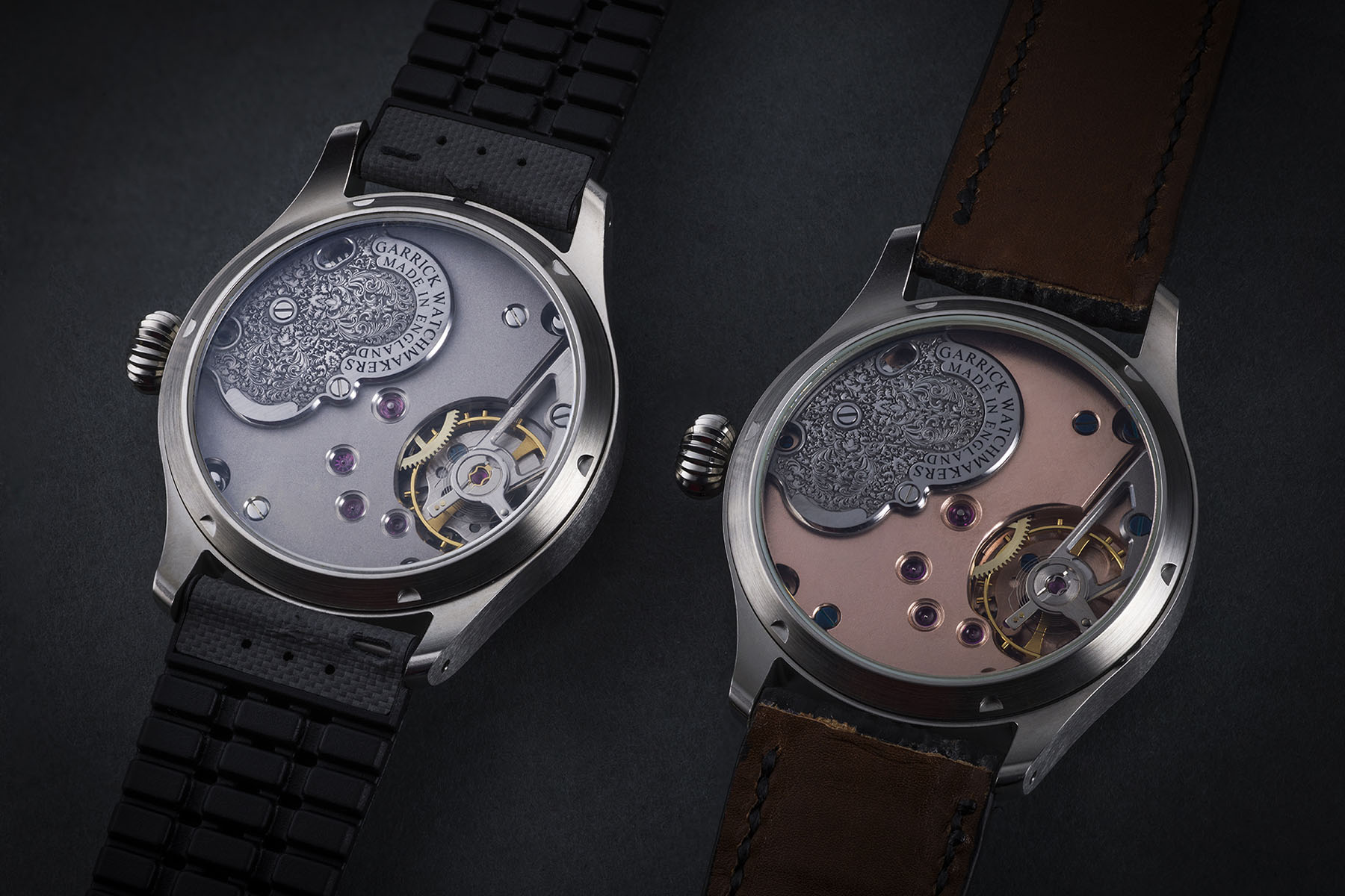 Garrick S4 watch - Independent Watchmaking England