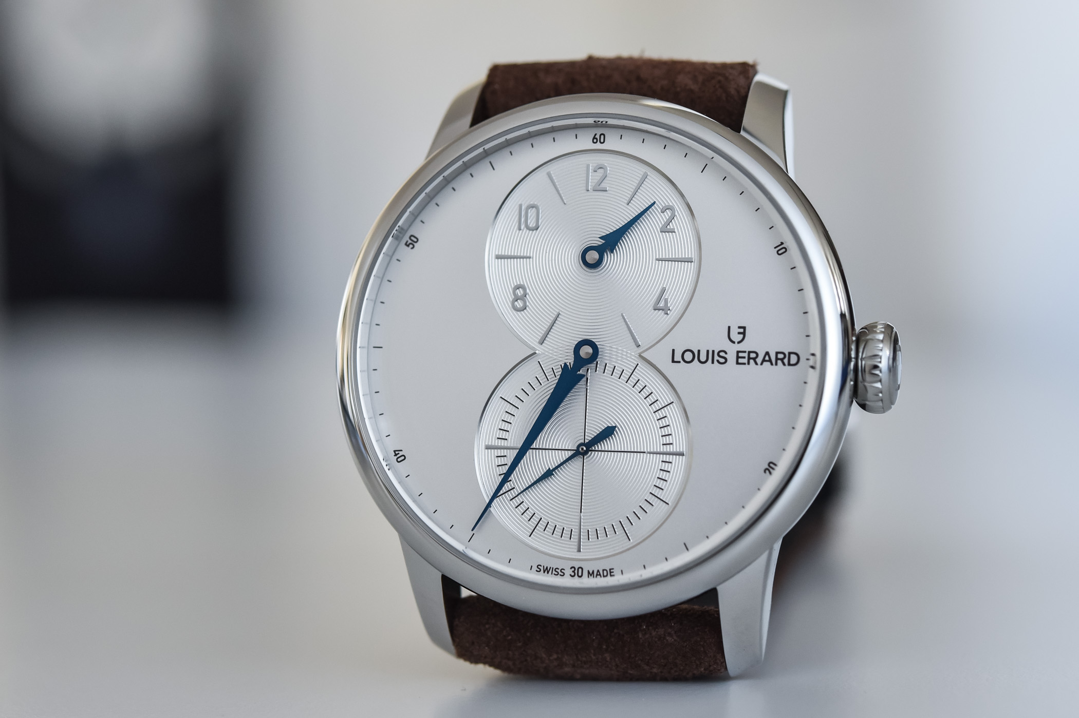 Louis Erard Excellence regulateur - review - 1