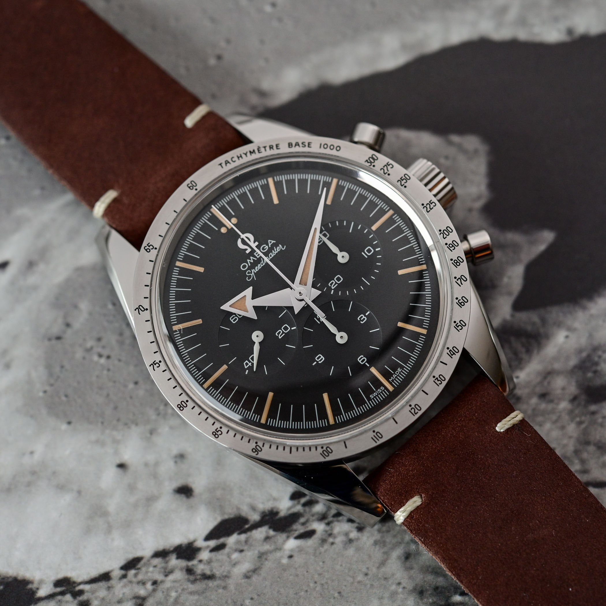 Omega Speedmaster 60th anniversary Edition - comparative review - 10