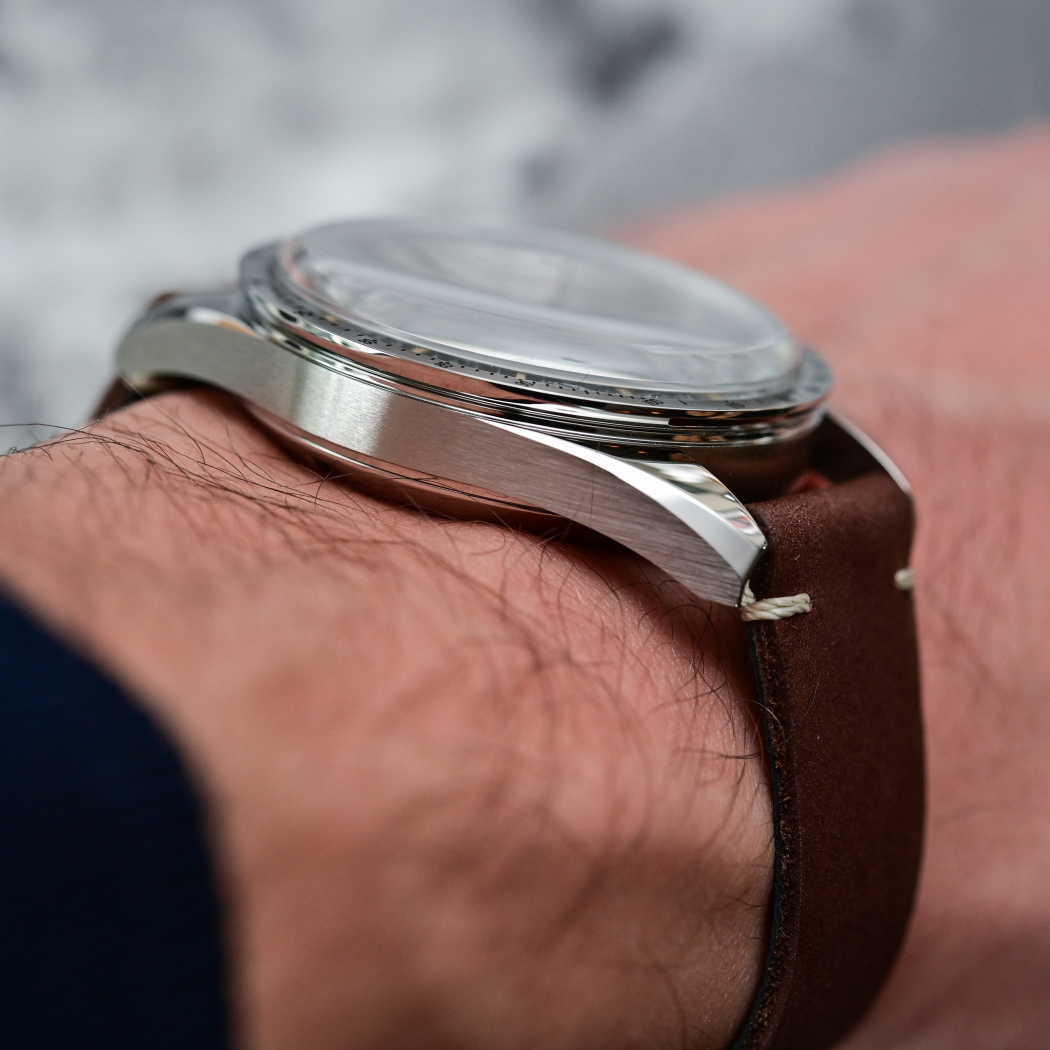 Omega Speedmaster 60th anniversary Edition - comparative review - 14