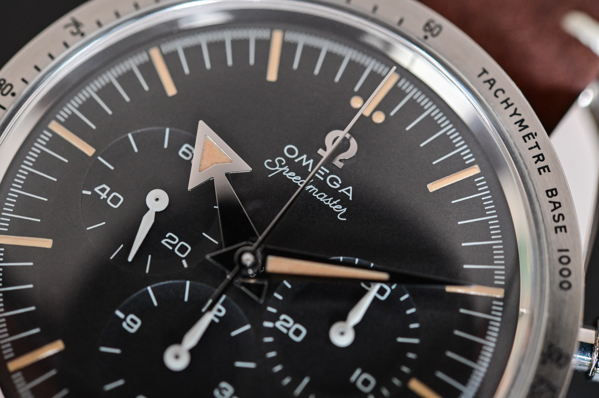 Omega Speedmaster 60th anniversary Edition - comparative review - 5