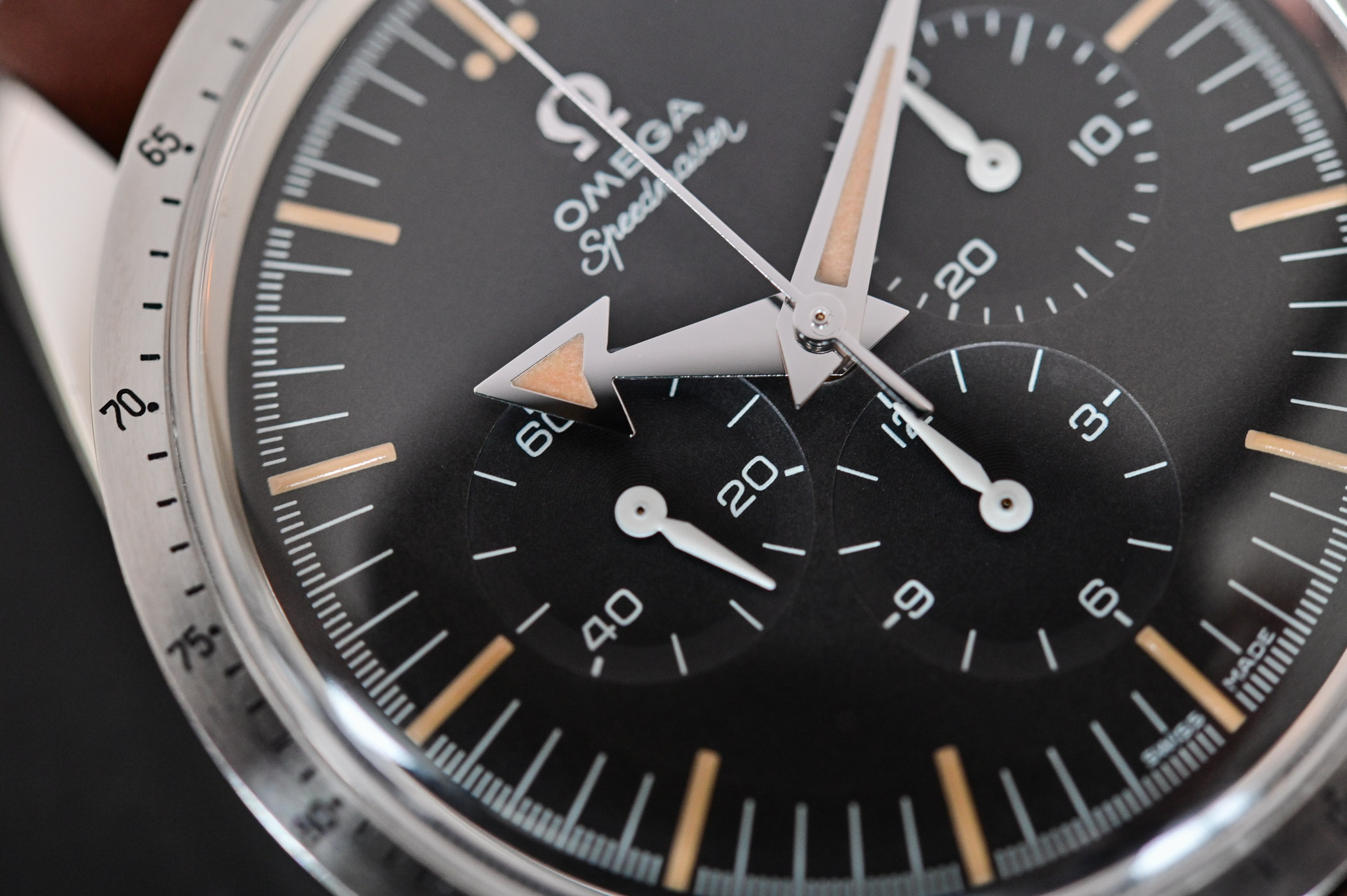 Omega Speedmaster 60th anniversary Edition - comparative review - 6