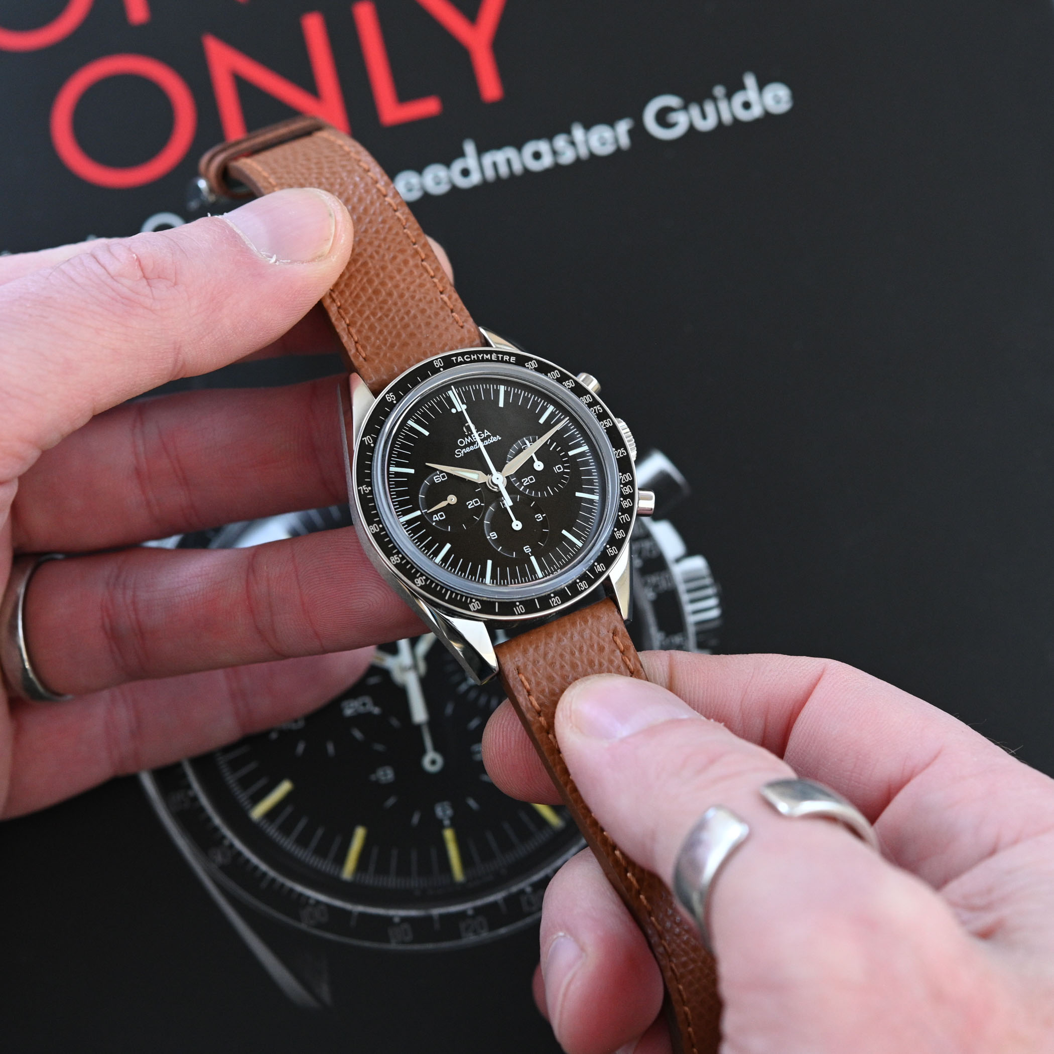 Omega Speedmaster First Omega in Space FOiS - Discontinued Review - 10