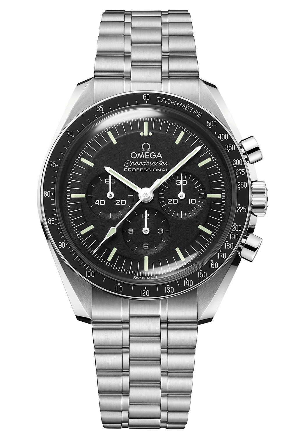 Omega Speedmaster Moonwatch Professional Master Chronometer 2021 Hesalite