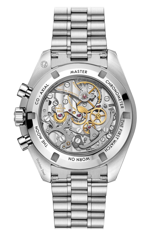 Omega Speedmaster Moonwatch Professional Master Chronometer 2021 Sapphire