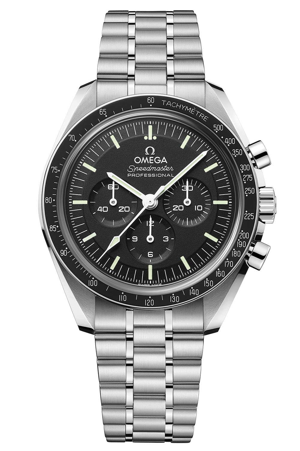 Omega Speedmaster Moonwatch Professional Master Chronometer 2021 sapphire sandwich
