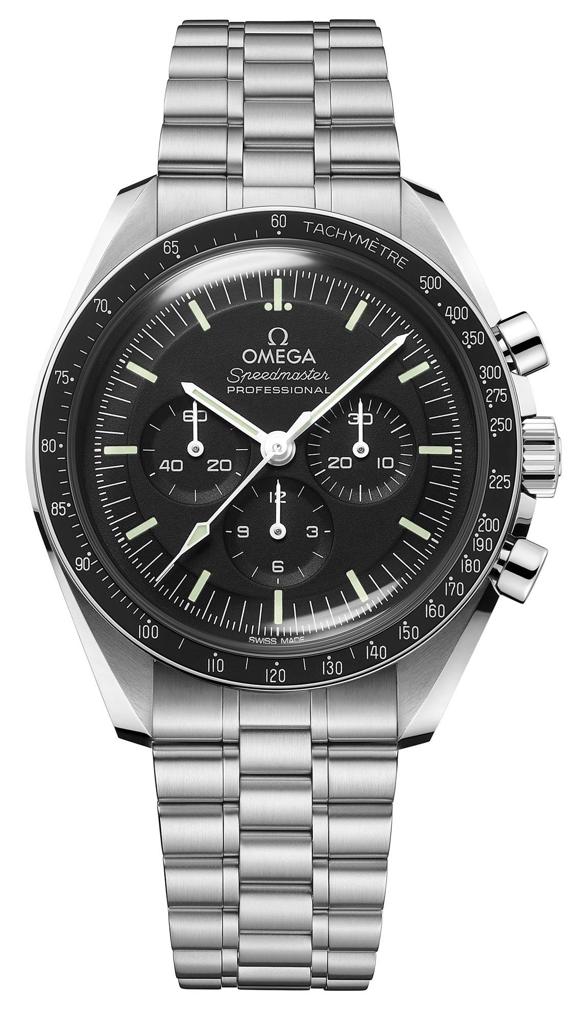 Omega Speedmaster Moonwatch Professional Master Chronometer 3861 - steel on steel hesalite 310.30.42.50.01.001
