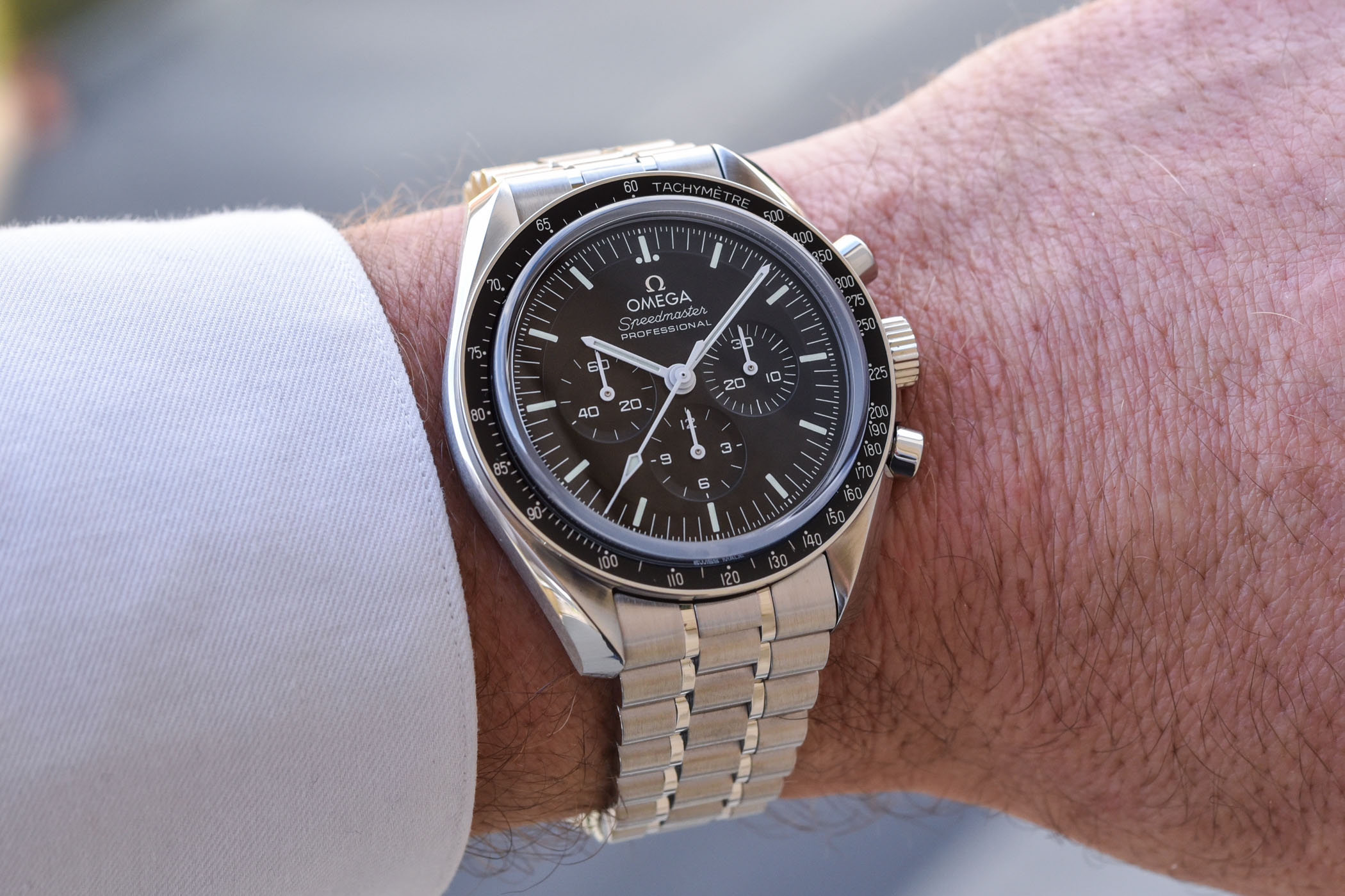 Omega Speedmaster Moonwatch Professional Master Chronometer Co-Axial 2021 - review - 18