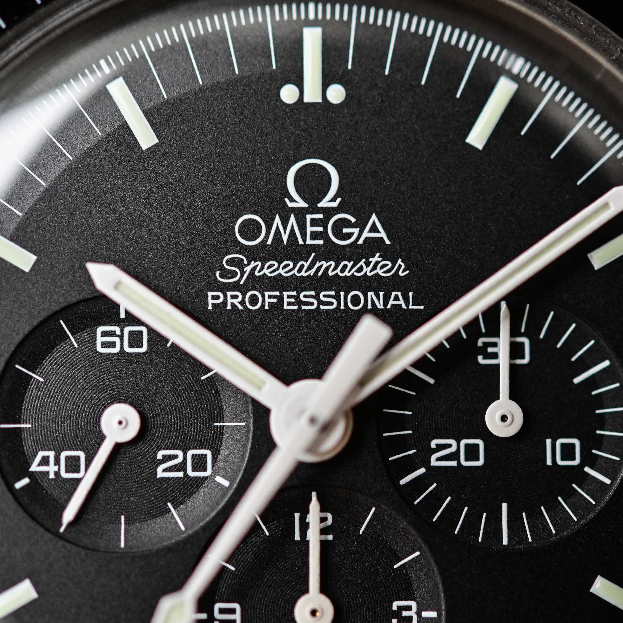 Omega Speedmaster Moonwatch Professional - pre-2021 Calibre 1861 steel on steel hesalite 311.30.42.30.01.005 - 10