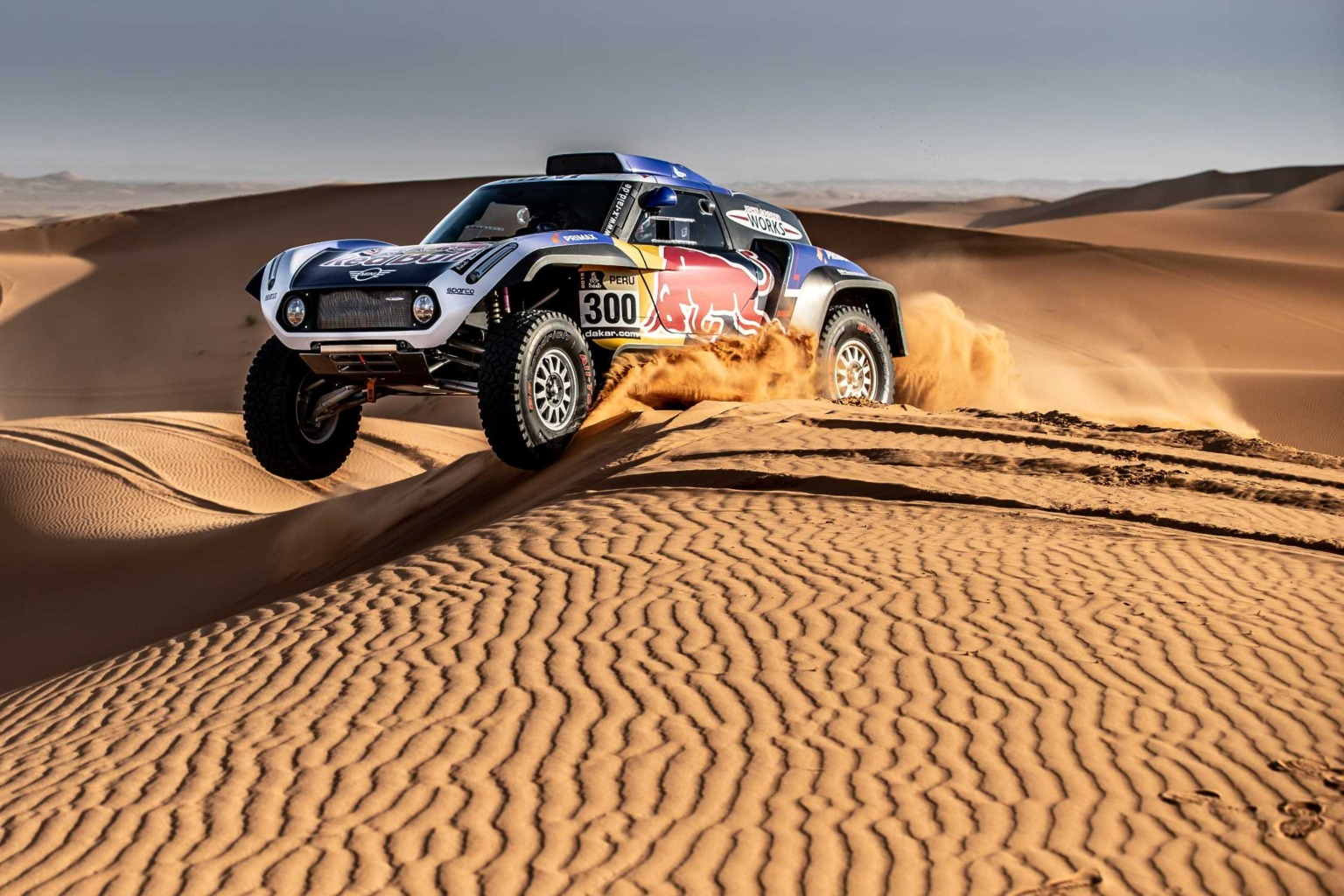 The Petrolhead Corner – Three Totally Unbelievable Dakar Stories