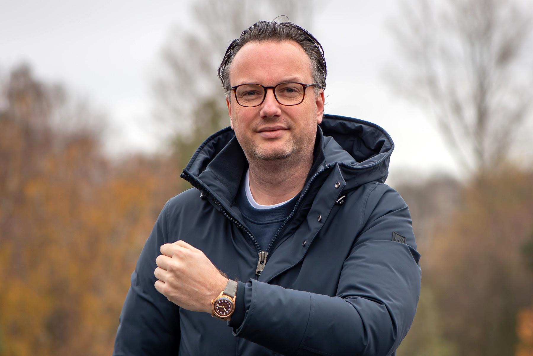 Robert-Jan Broer interview