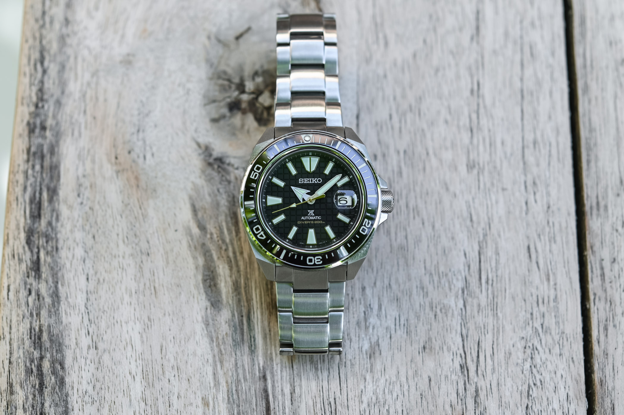 Seiko Prospex Diver King Samurai SRPE35K1