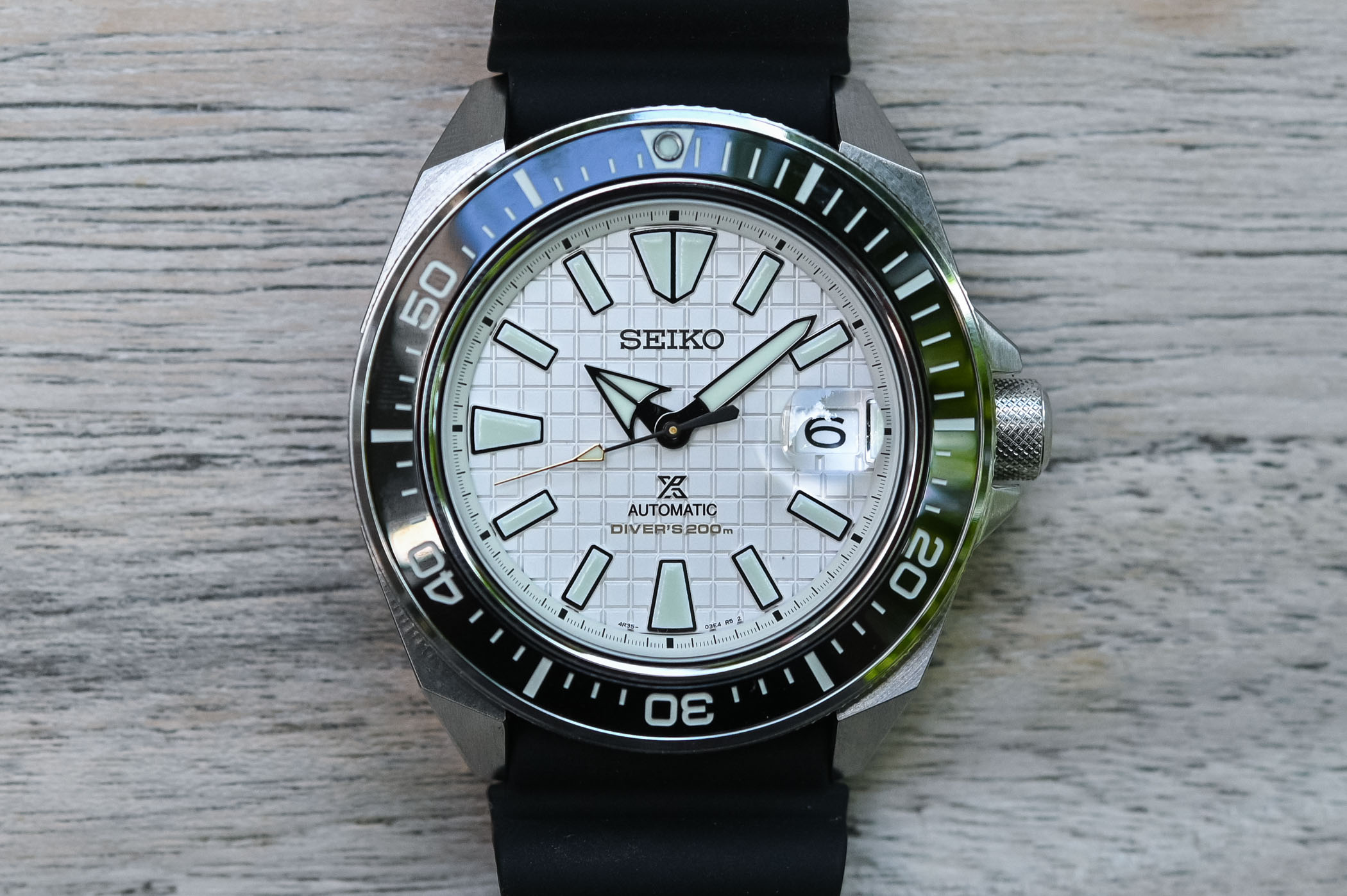 Seiko Prospex Diver King Samurai SRPE37K1
