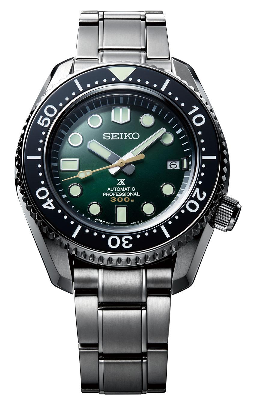 Seiko Prospex Divers 140th Anniversary Limited Edition SLA047 - 1