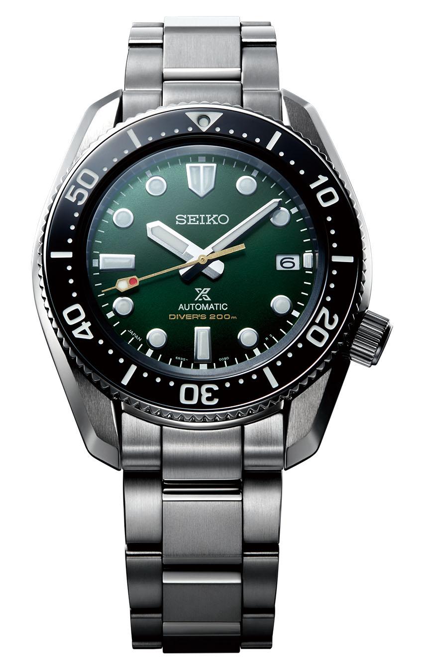 Seiko Prospex Divers 140th Anniversary Limited Edition SPB207 - 1
