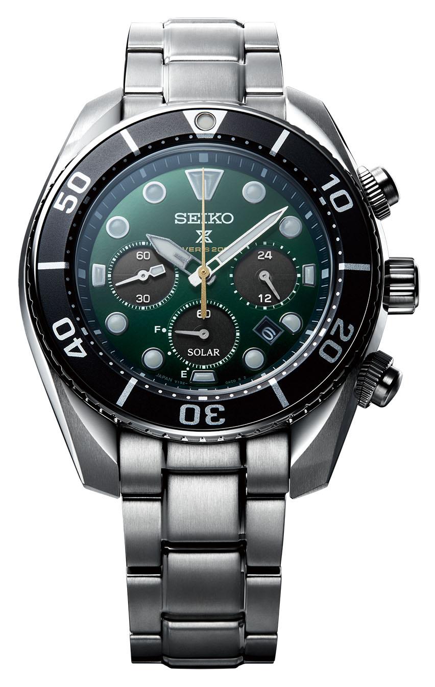 Seiko Prospex Divers 140th Anniversary Limited Edition SSC807 - 1