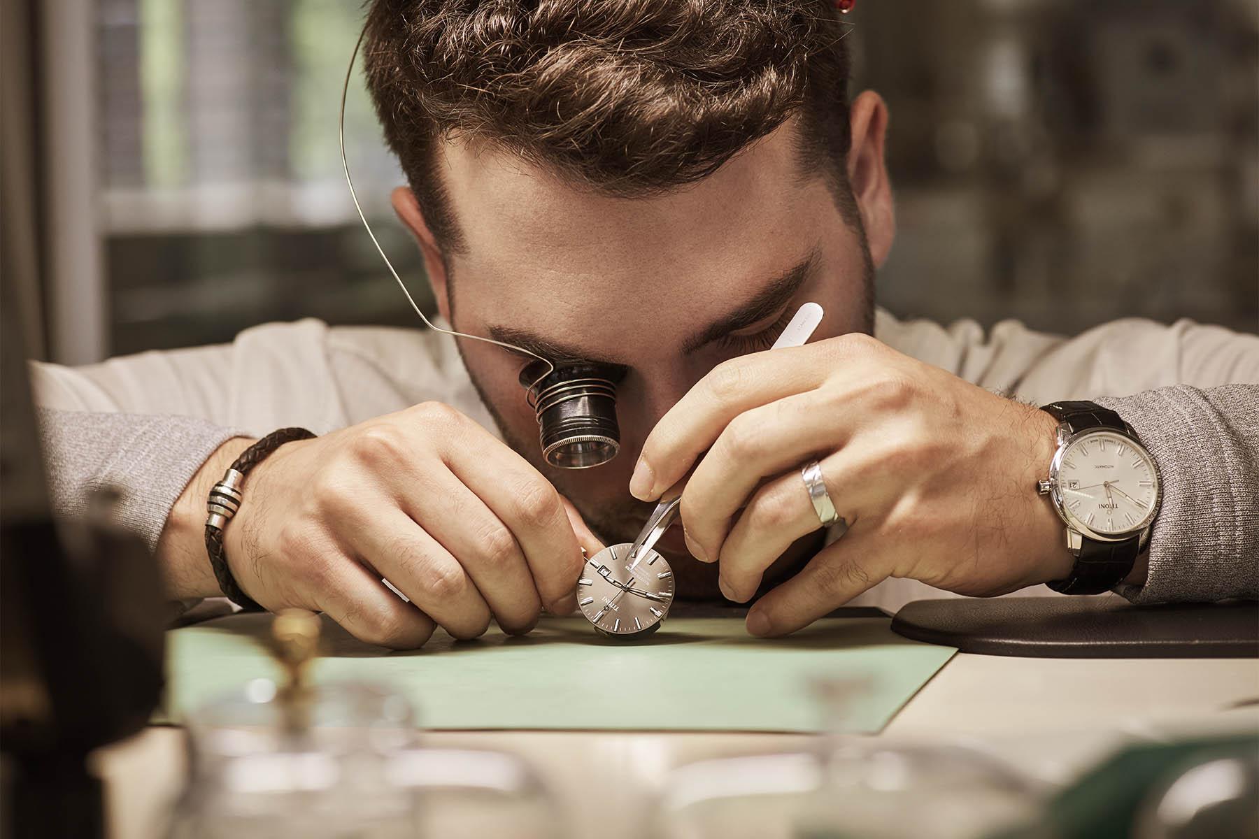 titoni watches manufacture