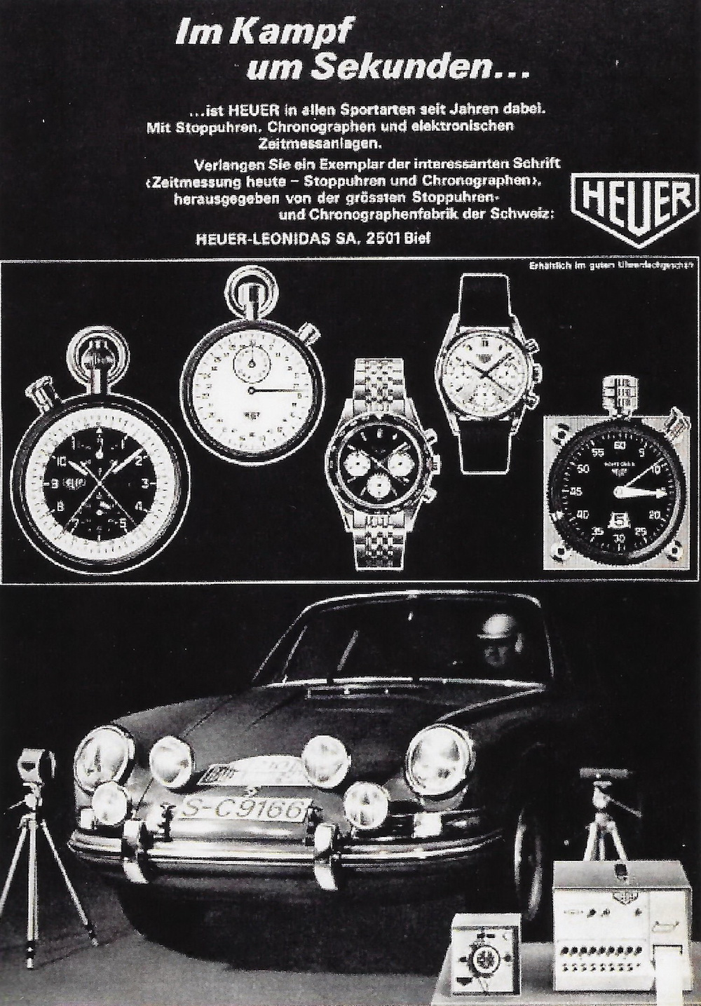 1965 ad timing