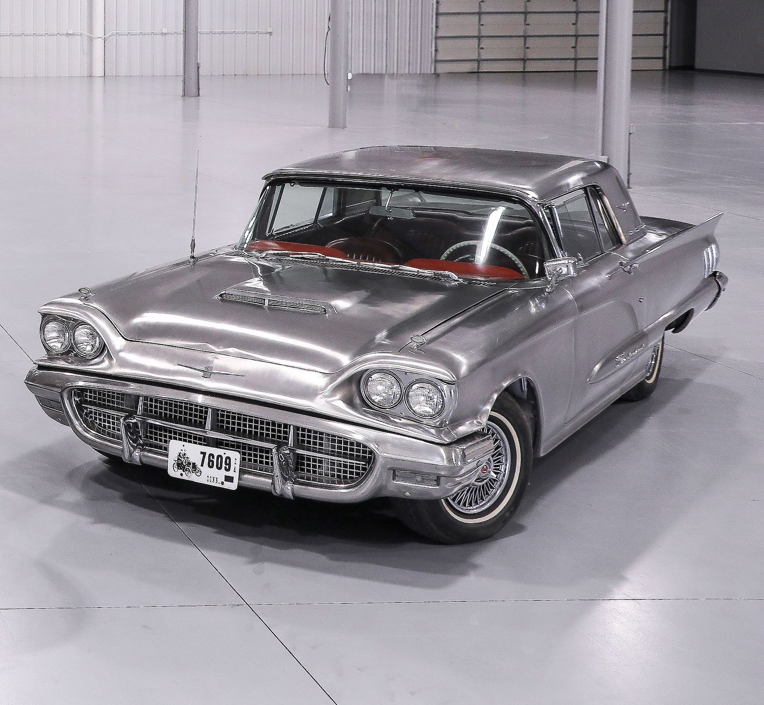 Allegheny Ludlum stainless steel-bodied Ford - 3