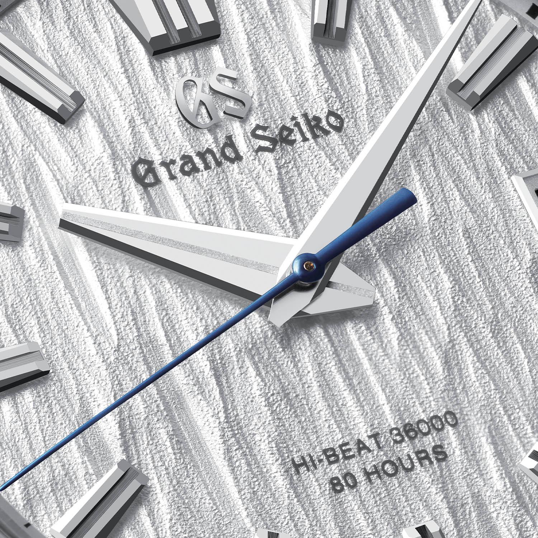 Grand Seiko Heritage SLGH005 Calibre 9SA5 Shirakaba
