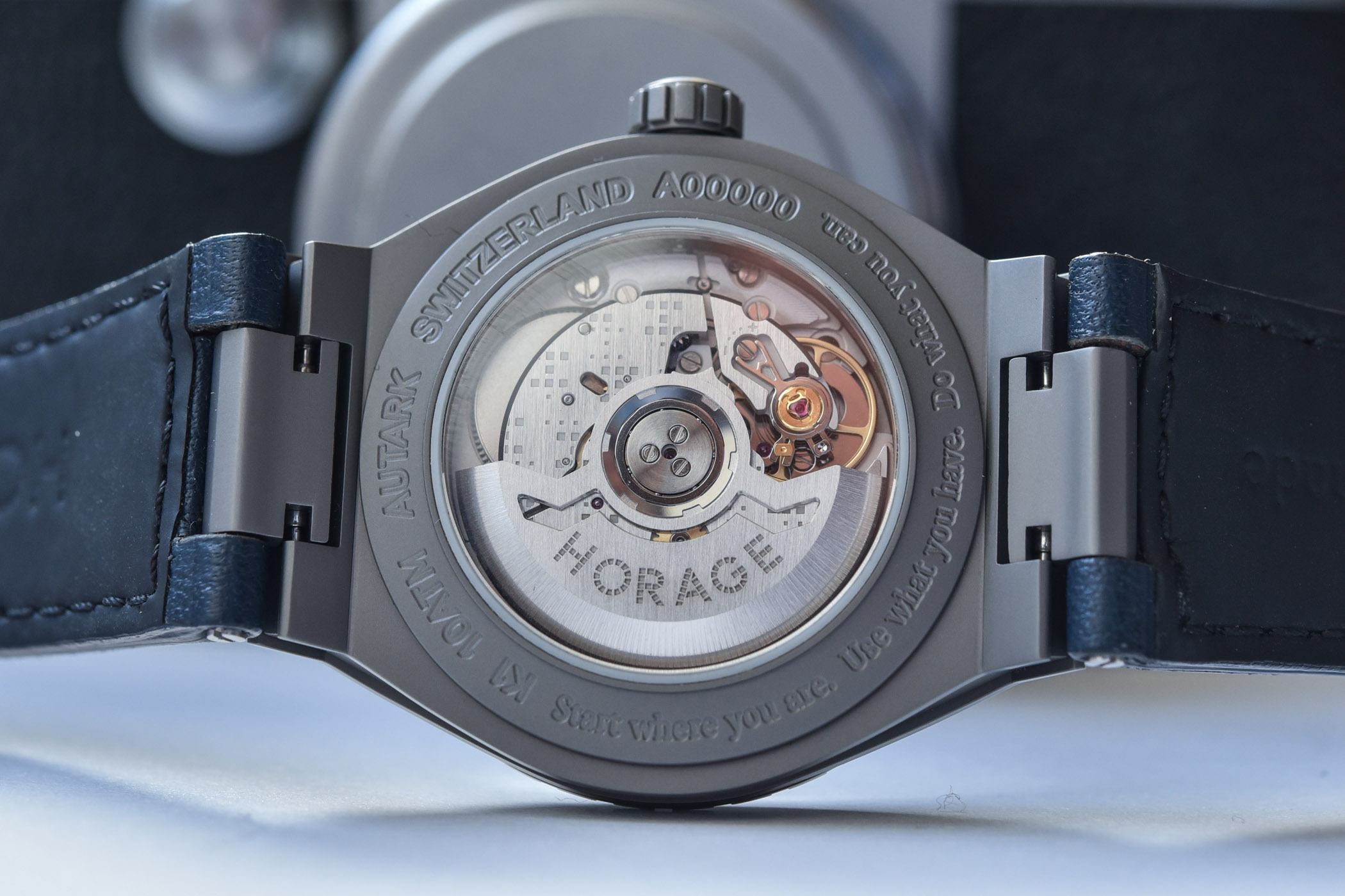 Horage Second-Generation Autark Models