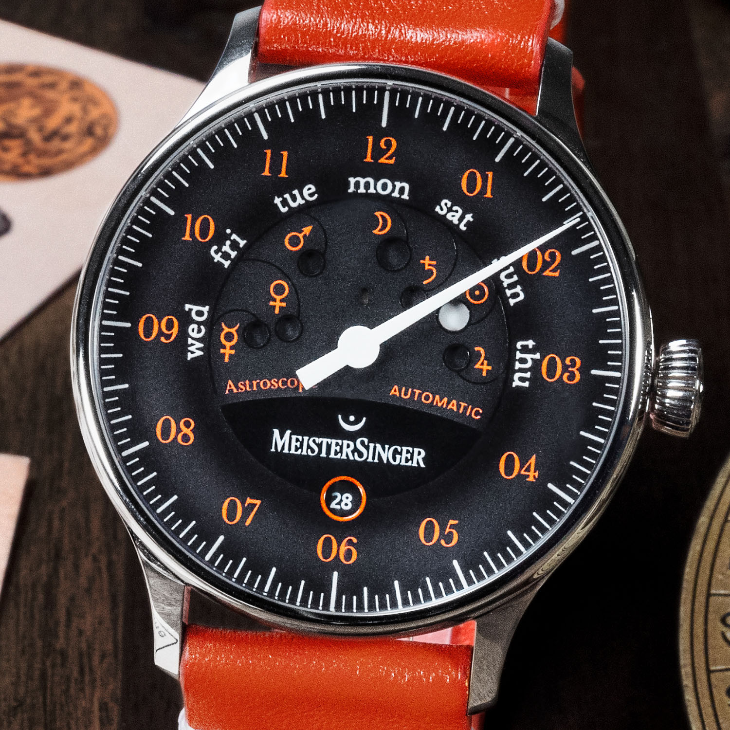 MeisterSinger Astroscope Edition 20th Anniversary