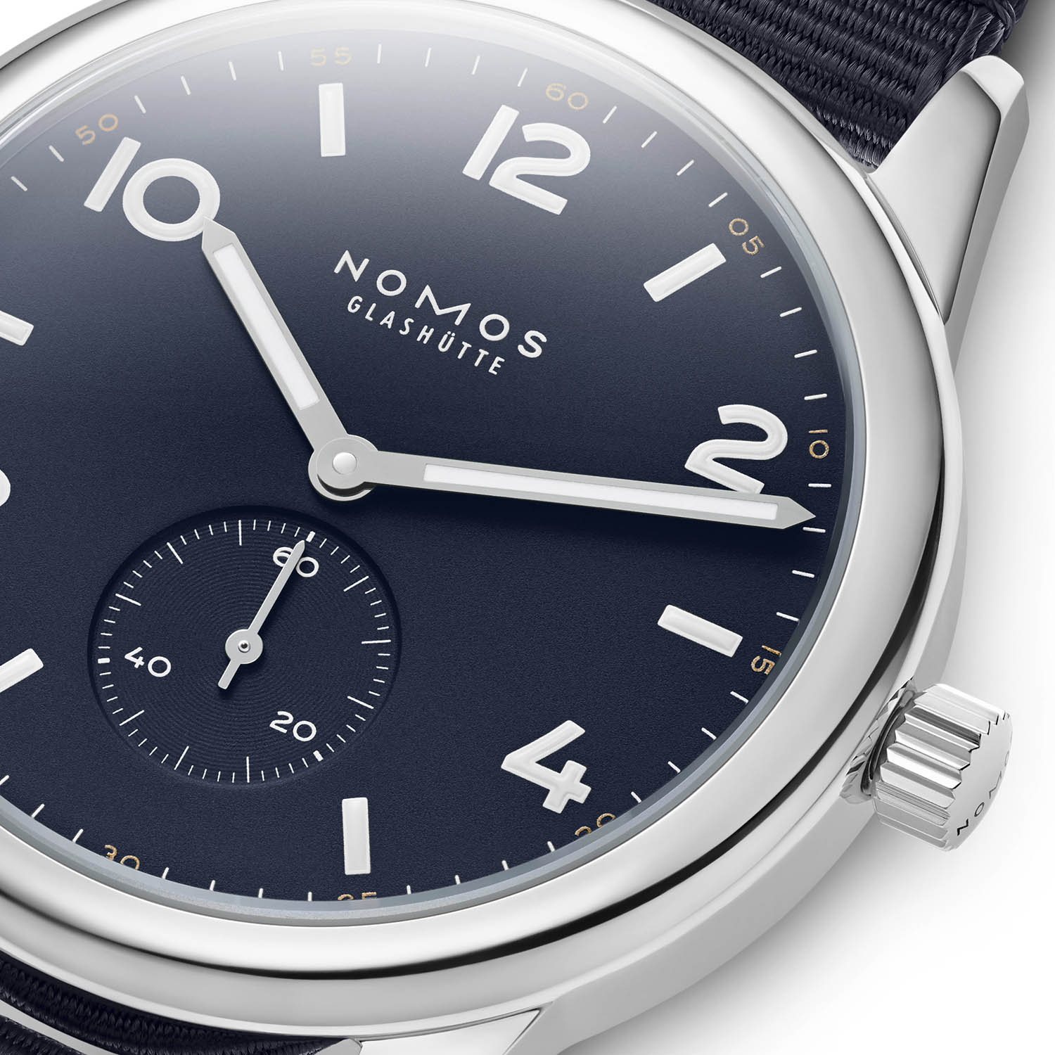 Nomos Club Automatic 175th anniversary limited editions - 1