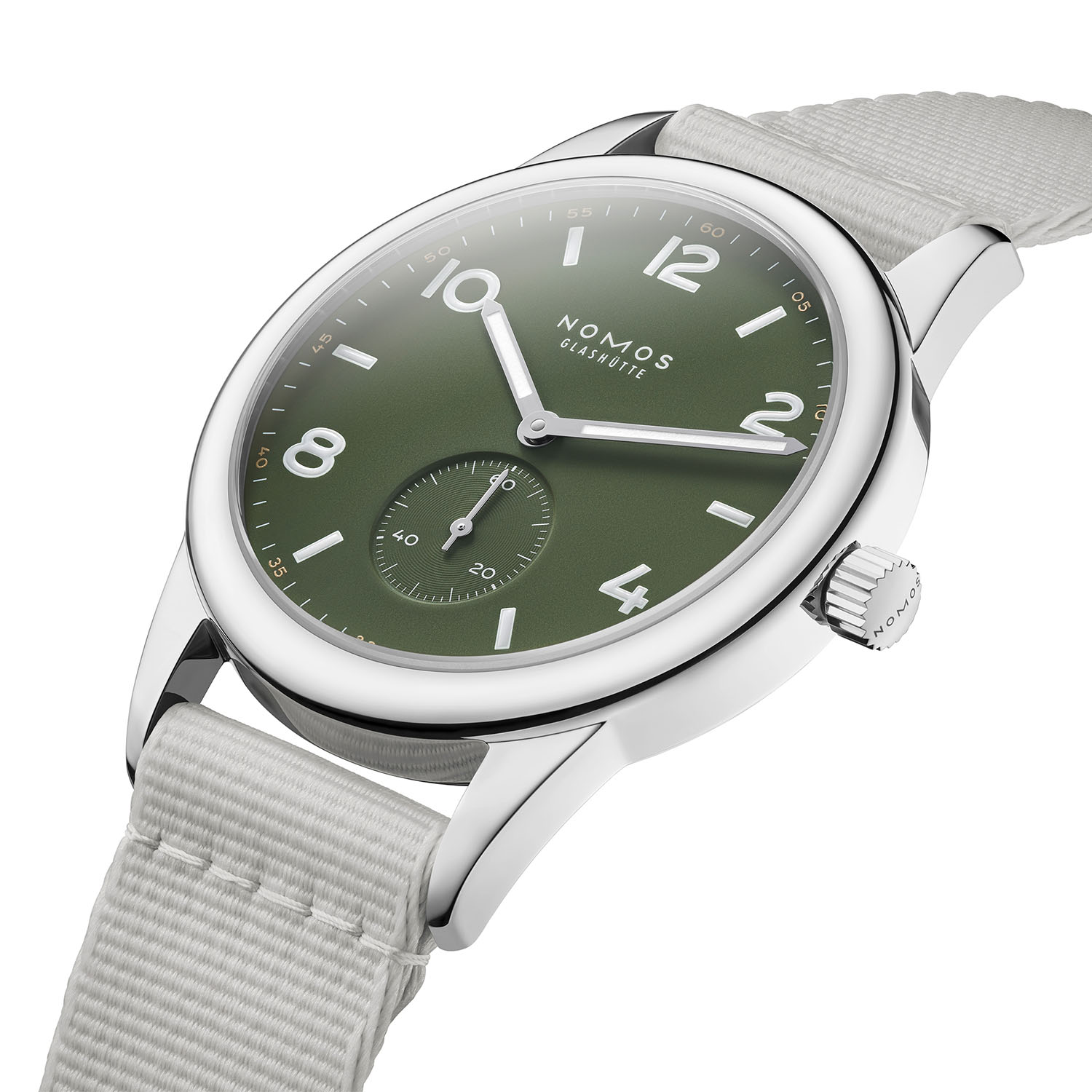 Nomos Club Automatic 175th anniversary limited editions - 10
