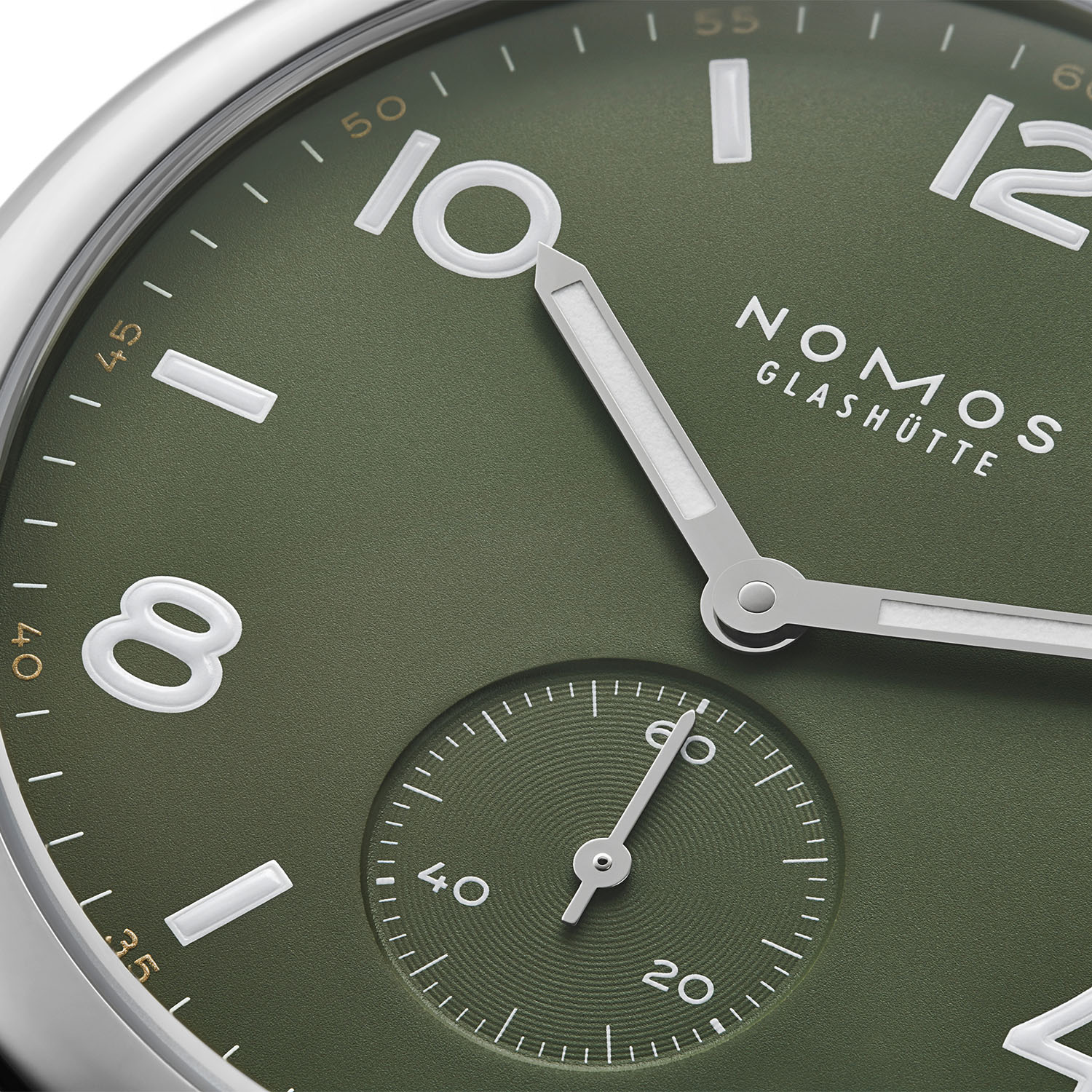 Nomos Club Automatic 175th anniversary limited editions - 11