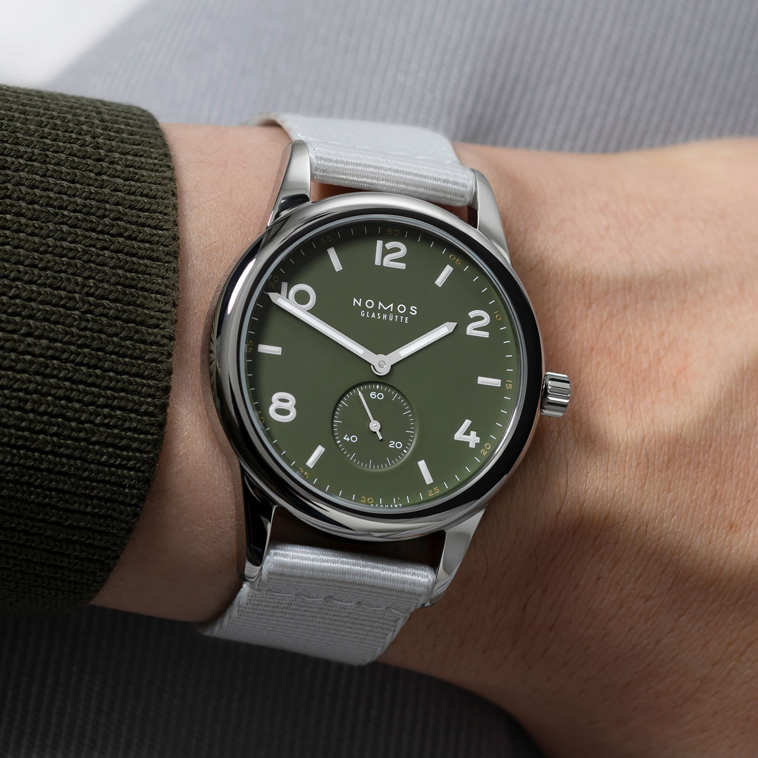 Nomos Club Automatic 175th anniversary limited editions - 7