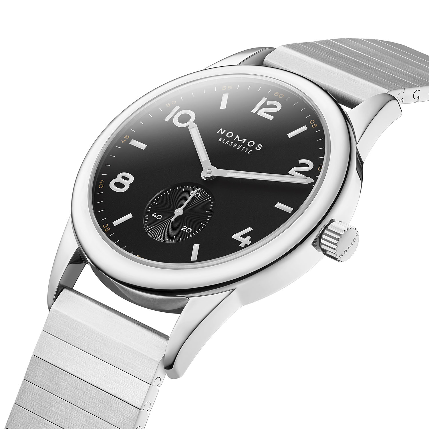Nomos Club Automatic 175th anniversary limited editions - 8