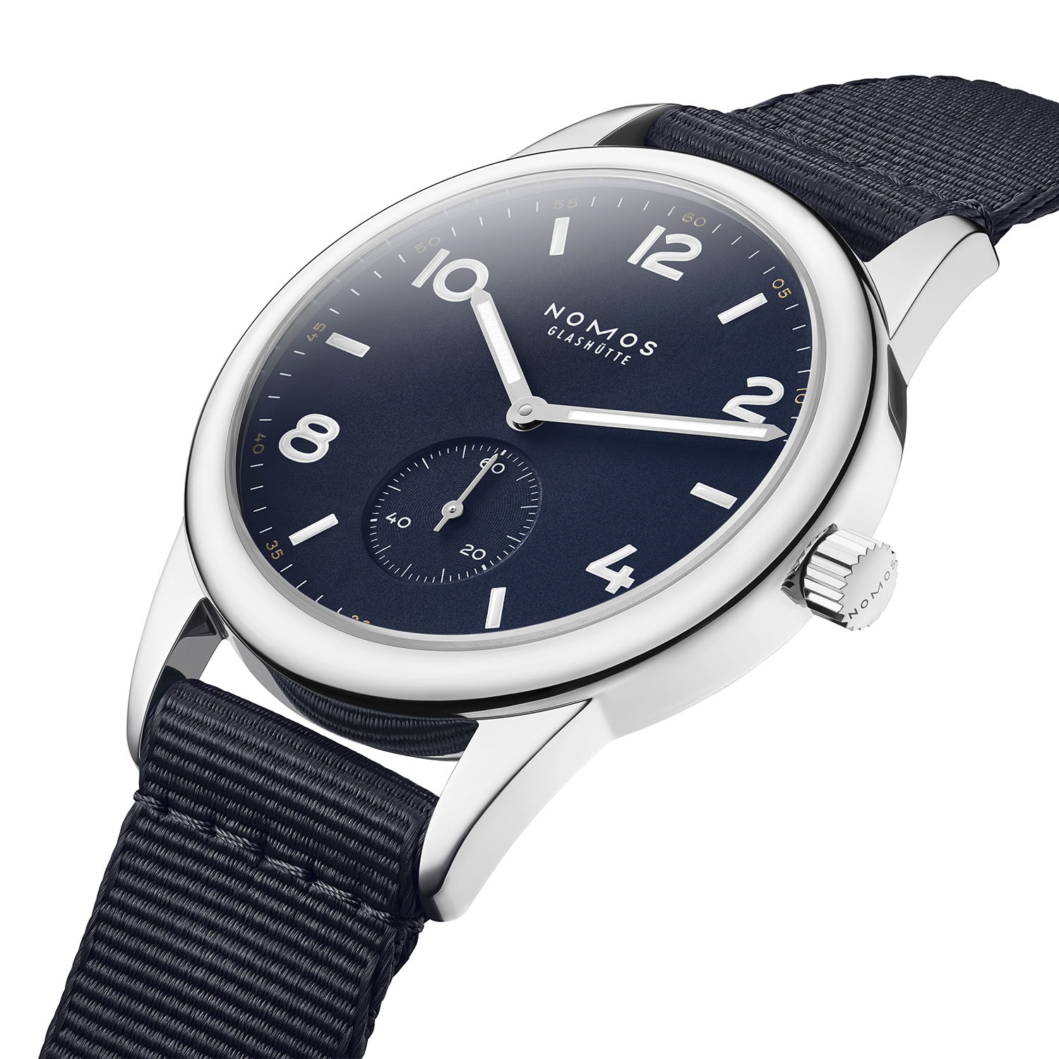 Nomos Club Automatic 175th anniversary limited editions - 9