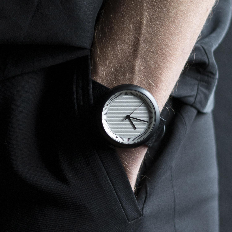 Objest Hach V Automatic Kickstarter - PETA Approved Vegan Swiss Watch