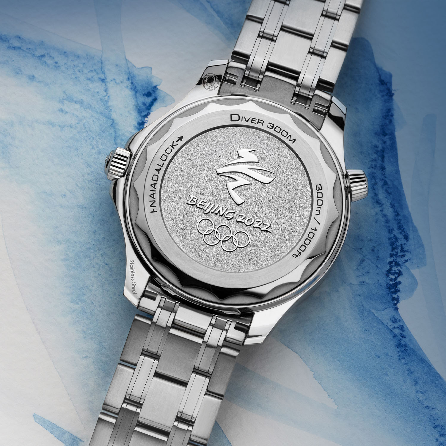 Omega Seamaster Diver 300M Beijing 2022 Special Edition 522-30-42-20-03-001 - 3