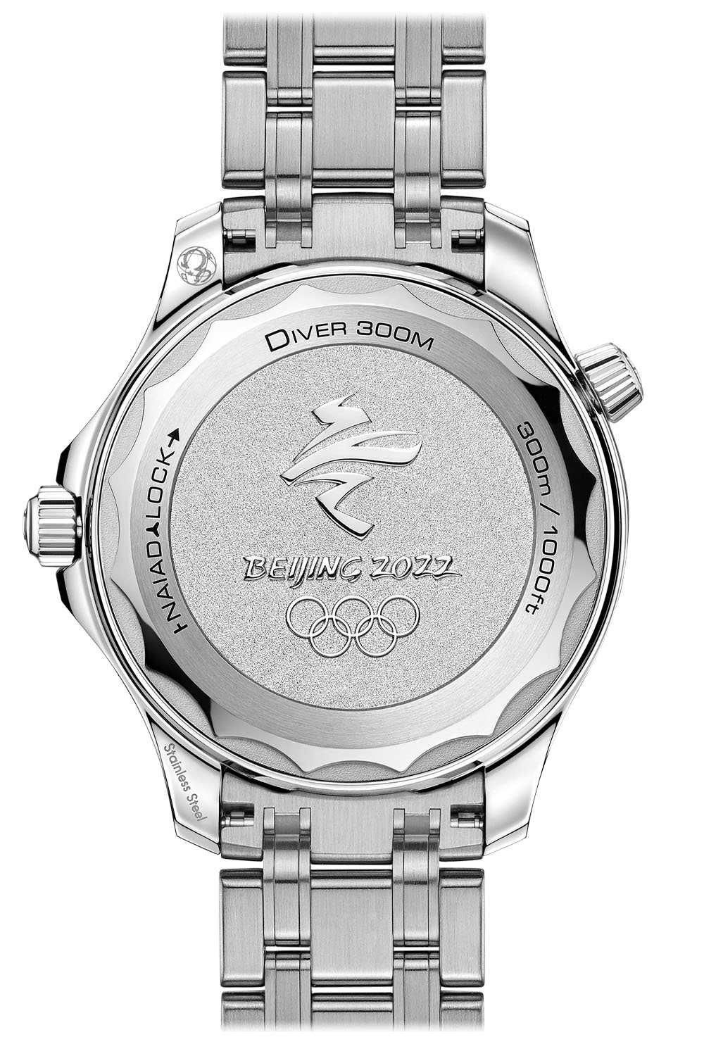 Omega Seamaster Diver 300M Beijing 2022 Special Edition 522-30-42-20-03-001 - 7