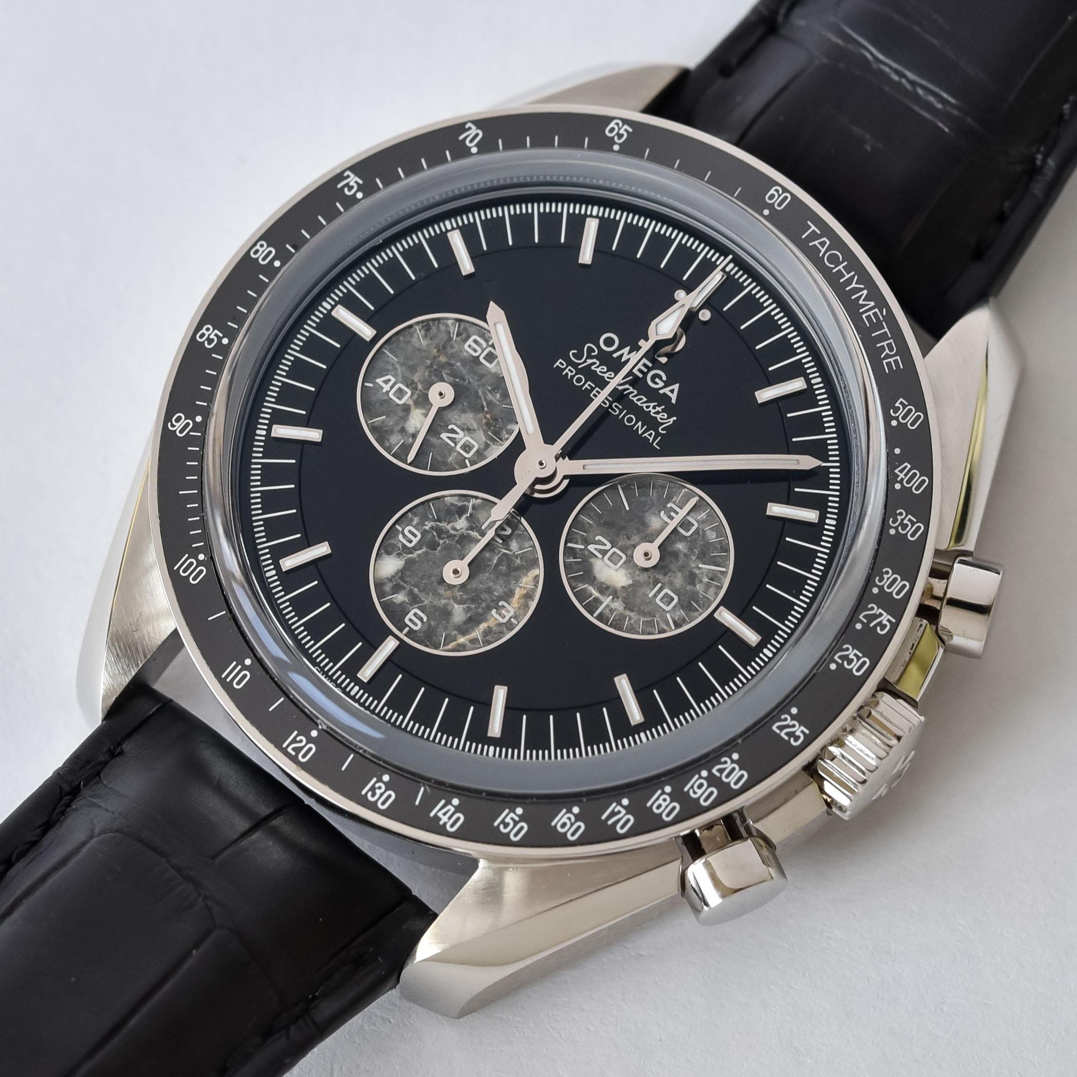 Omega Speedmaster Moonwatch 321 Platinum 311.93.42.30.99.001