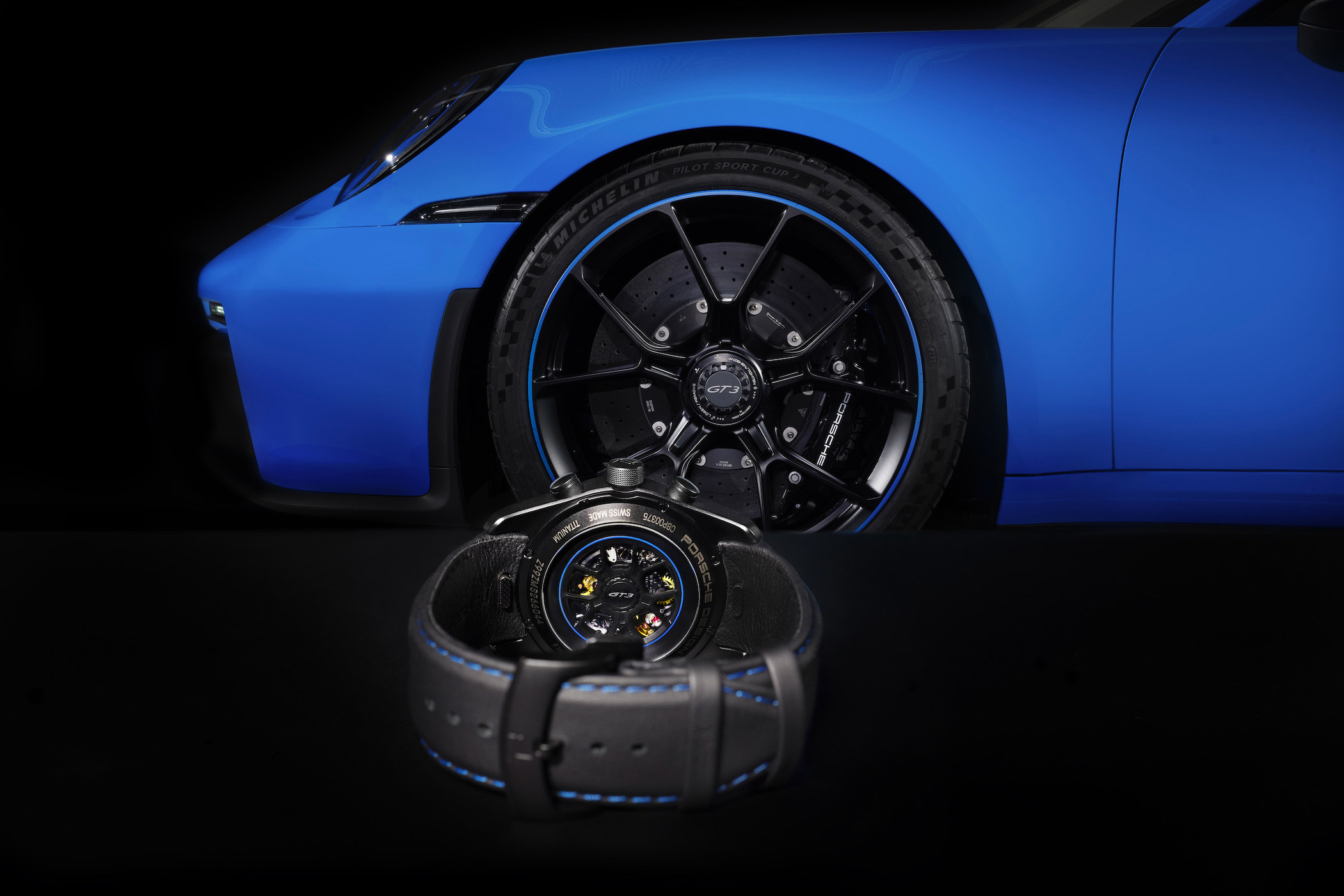 Porsche Design Chronograph 911 GT3 Flyback