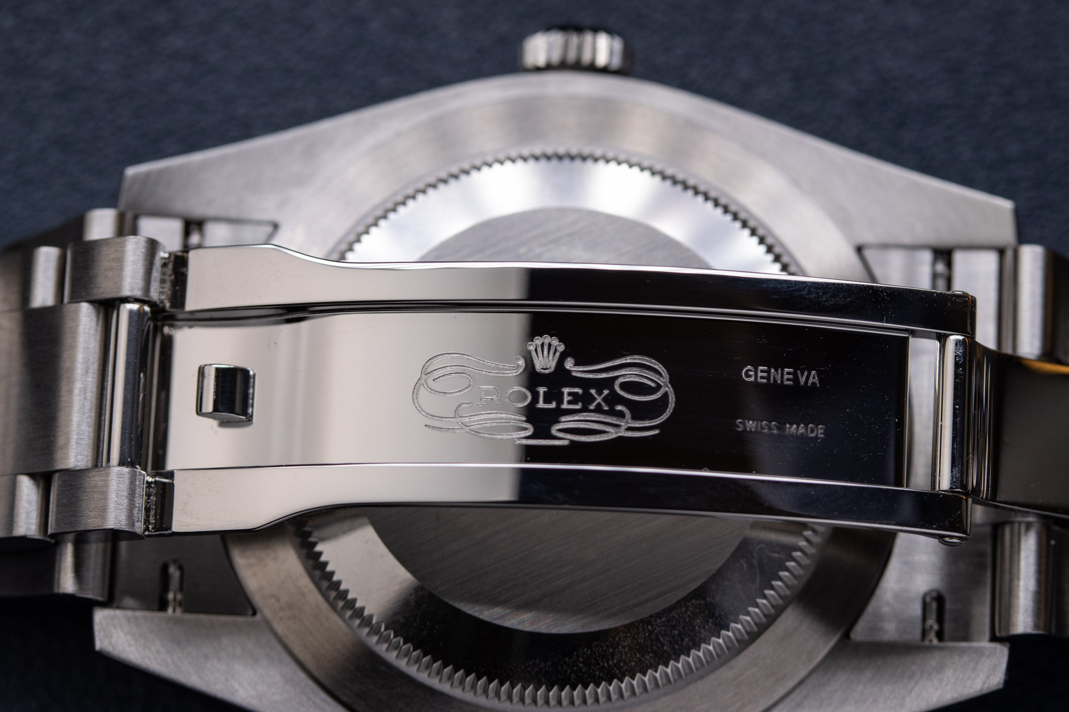 Rolex Oyster Perpetual 41 bright black dial 124300-0002 - review