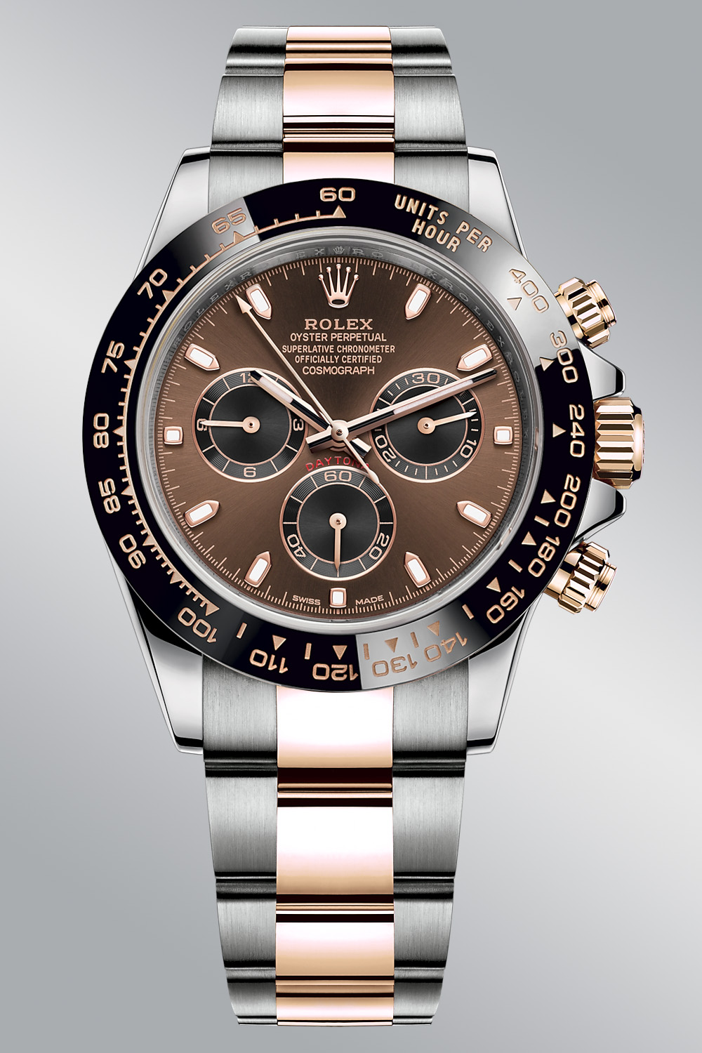Rolex Predictions 2021 - Rolex New models 2021 - Rolex Daytona Rolesor Everose Ceramic 116511LN