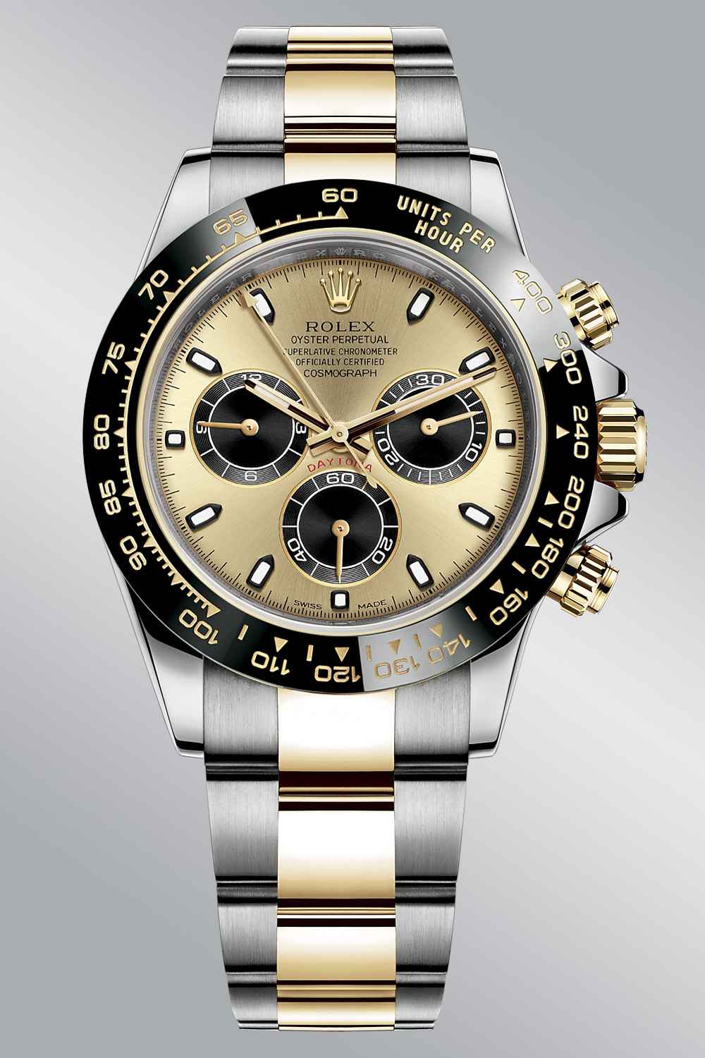 Rolex Predictions 2021 - Rolex New models 2021 - Rolex Daytona Rolesor Yellow Ceramic 116513LN