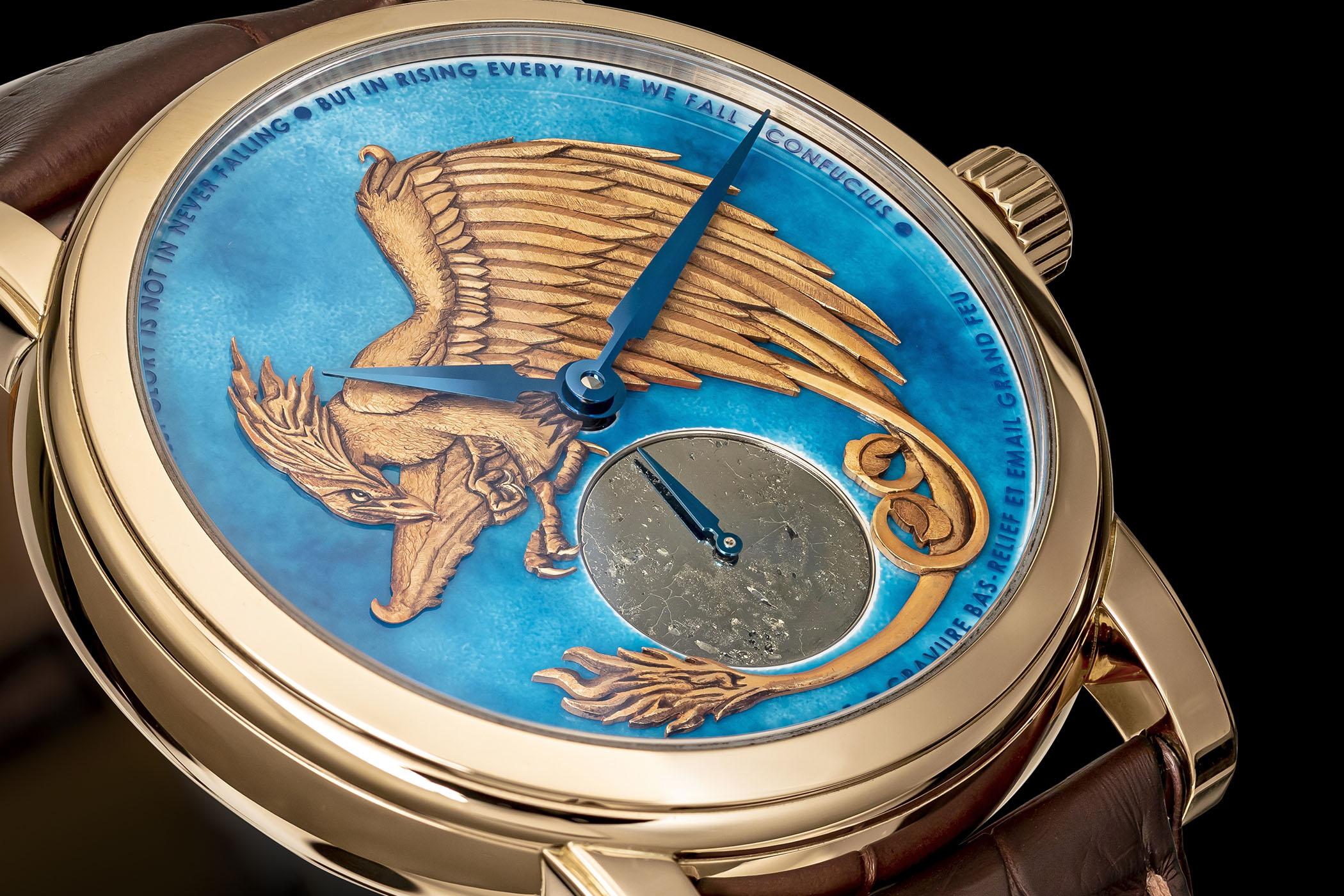 Schwarz Etienne Roma Phoenix Watch