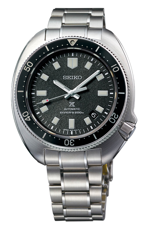 Seiko Prospex 1970s Diver Modern Re-interpretation SLA051